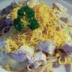 Krystal's Chicken Spaghetti