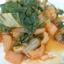 Saucy Asian Bok Choy recipe