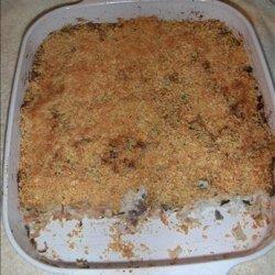 Crispy Chicken & Rice Casserole