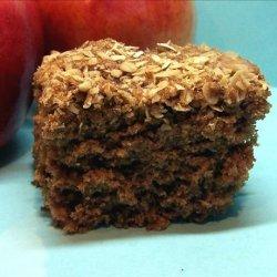 Mum's Easy Spiced Apple Cake