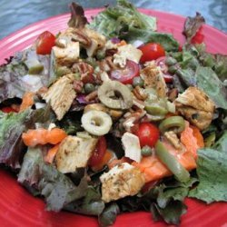 Chicken Salad With Maple Vinaigrette
