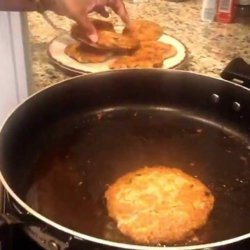 Low Carb Salmon Patties
