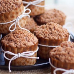 Carrot Muffins With Apple