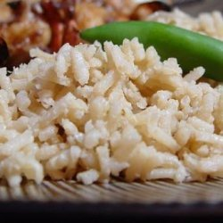 Jalapeno Rice- Low Fat