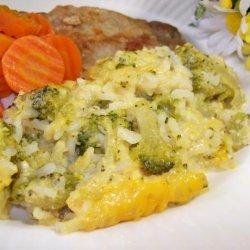 Velveeta Broccoli Rice Casserole
