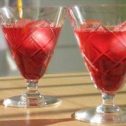 Cranberry Liqueur (Light)
