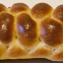 Easy No-Knead Challah Bread