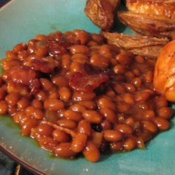 Baked Beans With Bacon and Hot Dogs Recipe - Details, Calories ...
