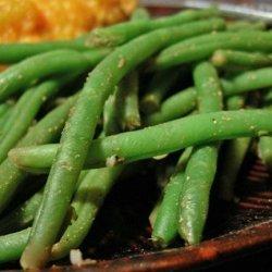 Garam Masala Green Beans