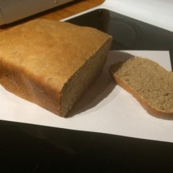 Honey Spelt Bread Machine Bread recipe