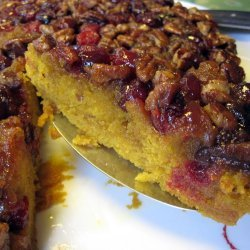 Pumpkin Upside Down Cake