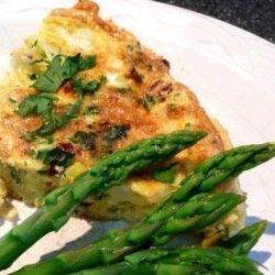 Crustless Cheddar and Sun-Dried Tomato Mini Quiches Recipe ...
