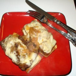 French Onion Beef Au Jus