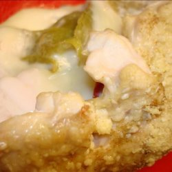 Green Chile Baked Chicken