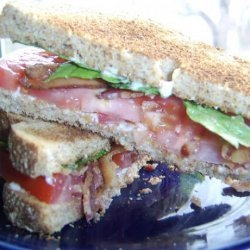 BLT With Caesar Mayo recipe