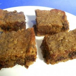 Mexican Coffee Brownies