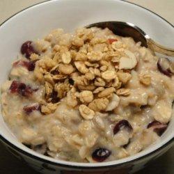 Health Nut  Oatmeal