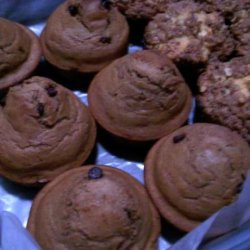 Dark Mocha Muffins