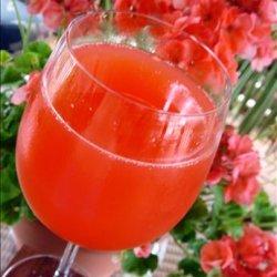 Peach Mimosa recipe