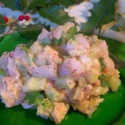 Mustard of Fun Potato Salad from the Longmeadow Farm