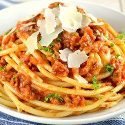 Ragu Bolognese (Authentic)
