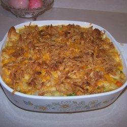 Lattice Top Chicken recipe