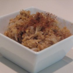 Cheater's Oatmeal Pudding