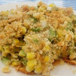 Corn and Broccoli Casserole