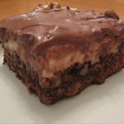 Chocolaty and Gooey Brownies