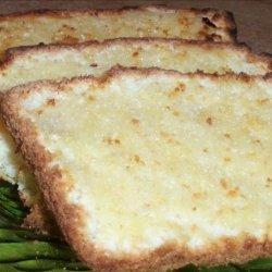 English Coconut Tea Loaf