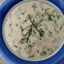 Clam Chowder, Canadian Military Style