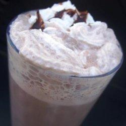 Coffee Vanilla Chocolate Smoothie