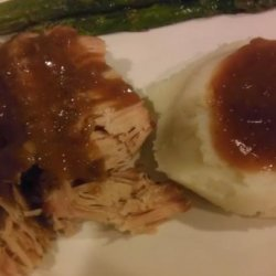 Diana's Easy Crock Pot Pork Loin