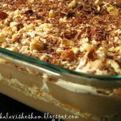 Chocolate Biscuit Pudding recipe