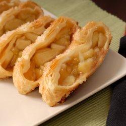 Filled Strudel Cookies recipe
