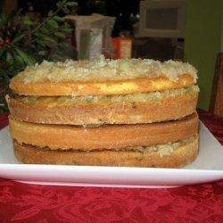 Japanese Fruit Cake II