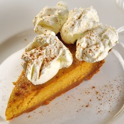 Pumpkin Custard Pie II
