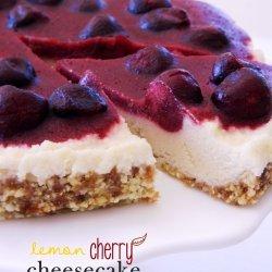 Lemon-Cherry Pie