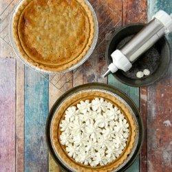 Sour Cream Raisin Pie VI