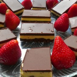 Easy Nanaimo Bars