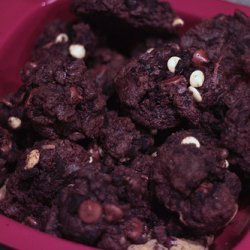 Chunky Chocolate Gobs recipe