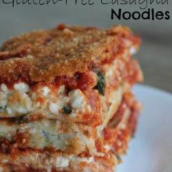 Noodle free lasagna