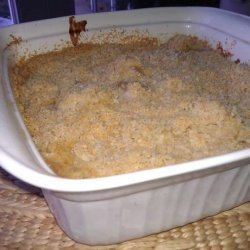 Keep It Simple Cauliflower Cheese Casserole