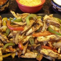Margarita Fajitas Chicken recipe