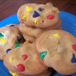 Rainbow Dotted Cookies recipe