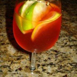 Apple Cooler recipe