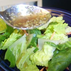 Oil Free Salad Dressing