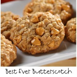 The BEST Oatmeal Cookies Ever