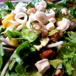 Fusion Salad With Lemon-Thyme Vinaigrette