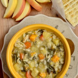 Chicken Soup for the Crock Pot